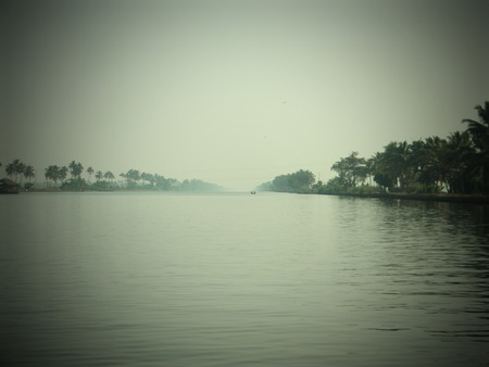 backwaters: Backwaters Stock Photo