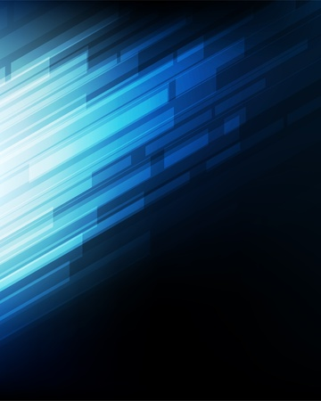 Abstract technology lines vector background. Eps 10.
