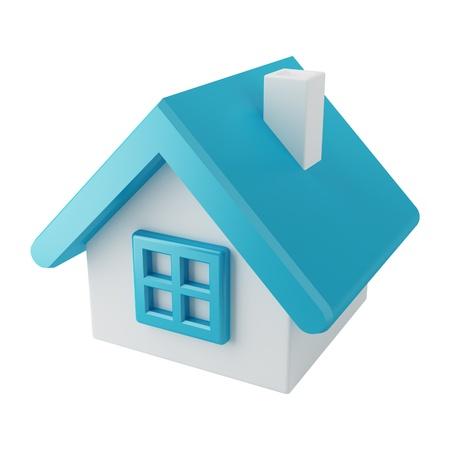 House toy icon Stock Photo - 10098333