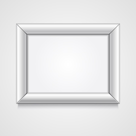 Display screen vector illustration. Eps 10 Vector