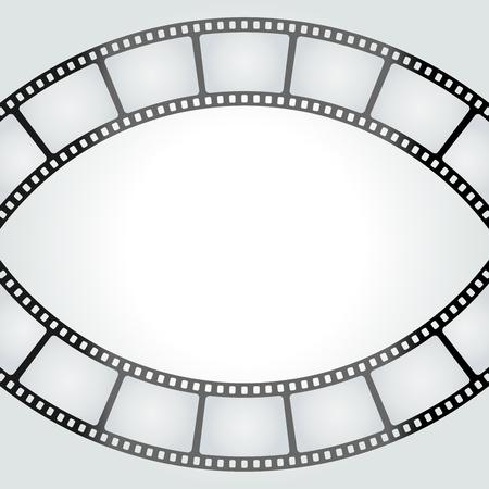 photo artistique: Vector background du film de bande. Eps 10.