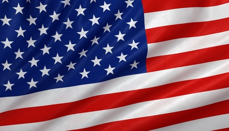 banderas america: Fondo de la bandera americana
