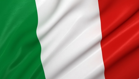nationalist: Flag of Italy