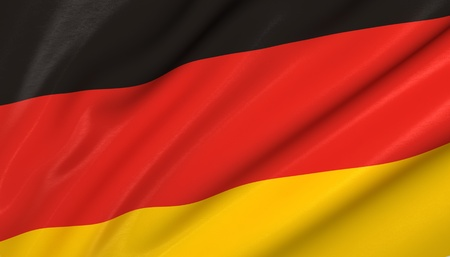 Flag of Germany photo