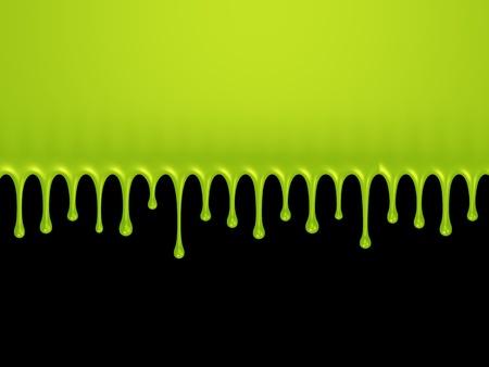 Glossy acid splash photo