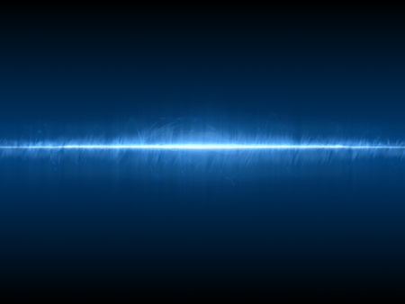 in tune: abstract wave background