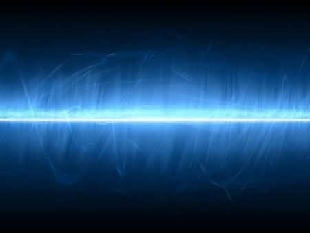 vibration: abstract wave background