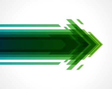 move: Arrows vector background