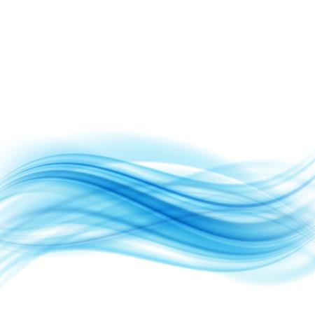 Abstraktní hladké linie vektor pozadí Reklamní fotografie - 10584013