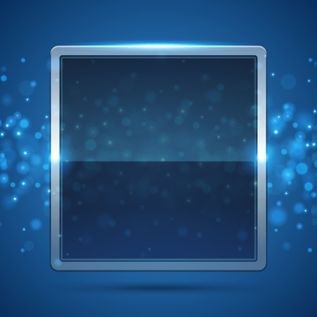Abstract screen background Stock Vector - 10566008