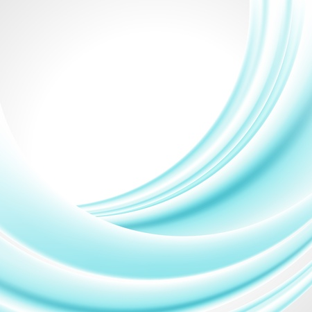 smooth background: Abstract smooth light lines