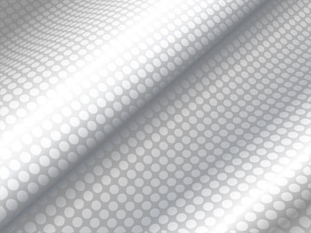Aluminum abstract pattern background Vector