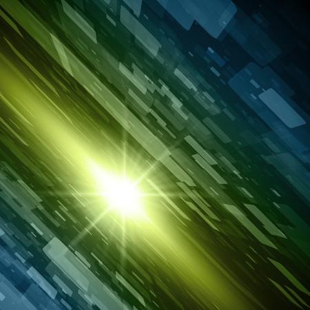 tecnologia virtual: La tecnolog�a Virtual fondo del espacio