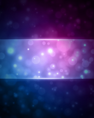 purple stars: Abstraction light vector background with place for text  Eps 10