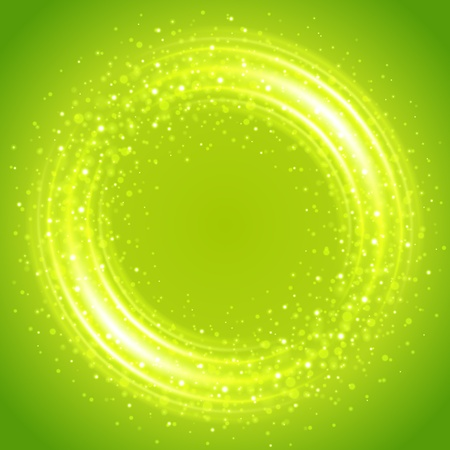 Abstract smooth light circle vector background  Eps 10