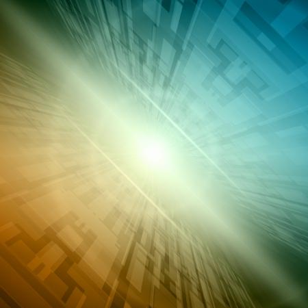 tecnologia virtual: La tecnolog�a virtual de vectores de fondo