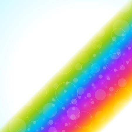 raibow: Raibow smooth light lines  background
