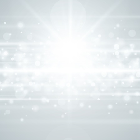 light beams: Lens flare light vector background