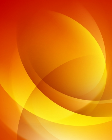 abstract background: Colorful smooth twist light lines vector background