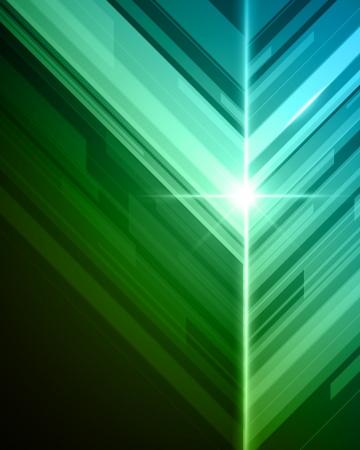 virtual space: Astratto spazio virtuale con schermo di sfondo vettoriale Eps 10