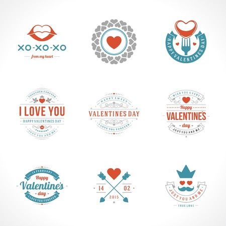 14 february: Happy Valentines Day vector background