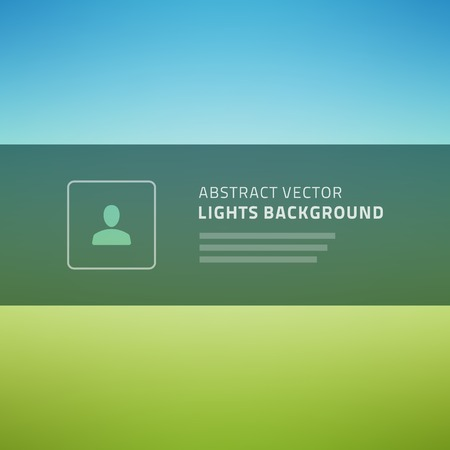 smooth background: Abstract vector background for website header, banner, presentation or brochure, beautiful blurred light