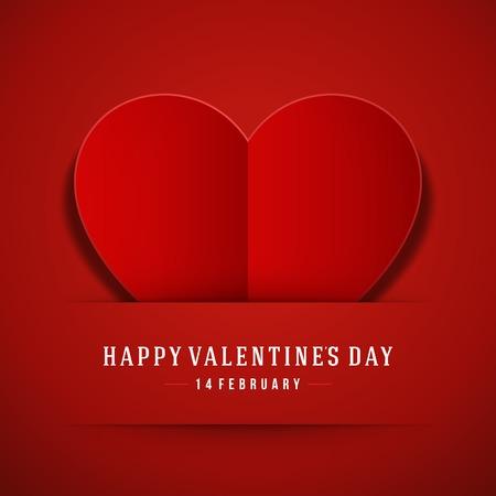 happy valentine: Happy Valentines day Greeting Card