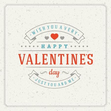 stylish couple: Happy Valentines day vector background