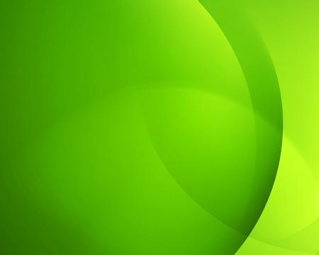 녹색 부드러운 트위스트 밝은 밝은 웨이브 벡터 추상적 인 배경