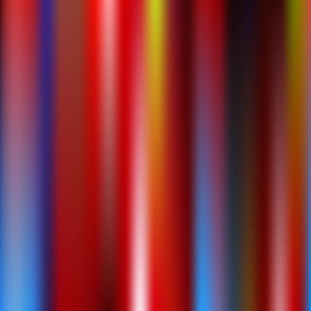 bright multicolored red and blue stripes blurred gradient