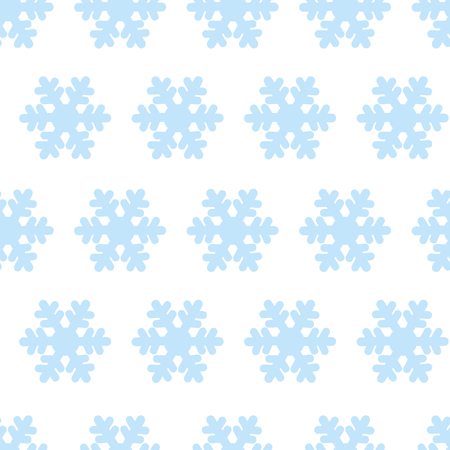 blue silhouette snowflakes, vector background. paper wrap design for gift. gift wrapping. winter snow. merry christmas and happy new year.
