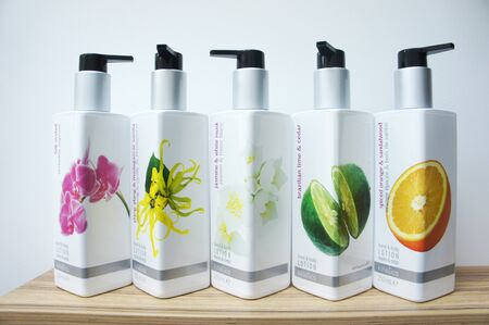 Hand and body regenerating lotion. Kinetics Hand and Body Lotion.