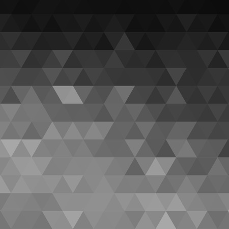 Abstract triangular background. Vector illustration EPS 10