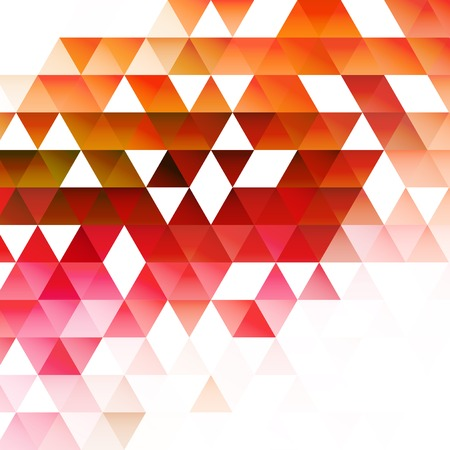 diamond shaped: Abstract trendy geometric triangular background. Vector illustration