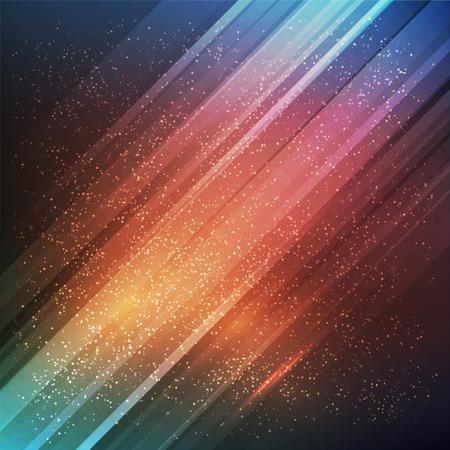 Resumen de vectores de fondo futuro. Líneas de gradiente de color Foto de archivo - 36827723