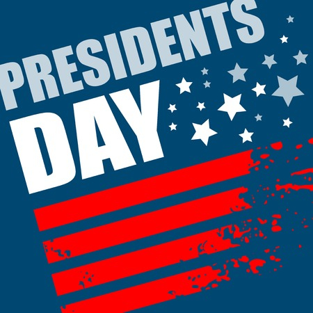 president's day: Presidents Day Vector Background. USA Patriotic illustration