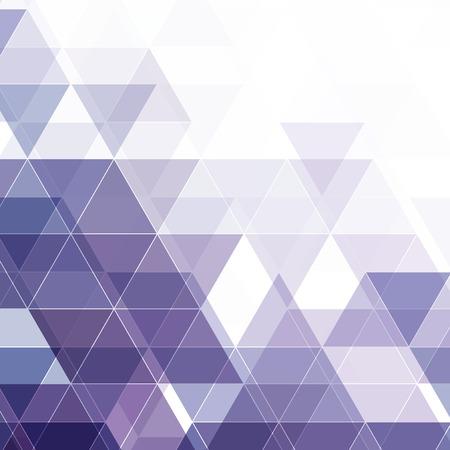 diamond shaped: Abstract trendy geometric triangular background. Vector illustration