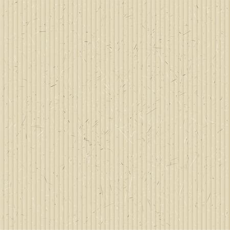 The texture of corrugated cardboard. Vector illustration Stok Fotoğraf - 38861526