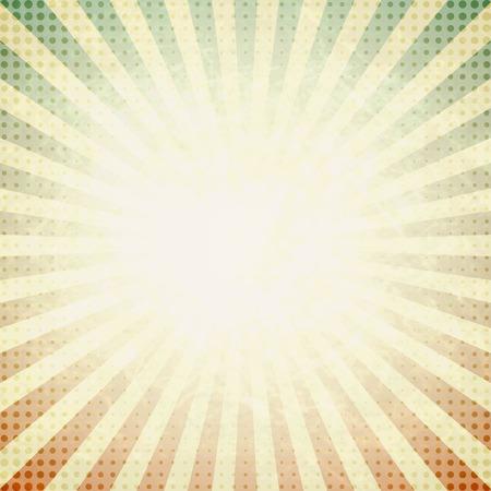 Grunge sfondo astratto, illustrazione vettoriale. Effetto grunge può essere facilmente pulito. EPS 10 Archivio Fotografico - 40117791