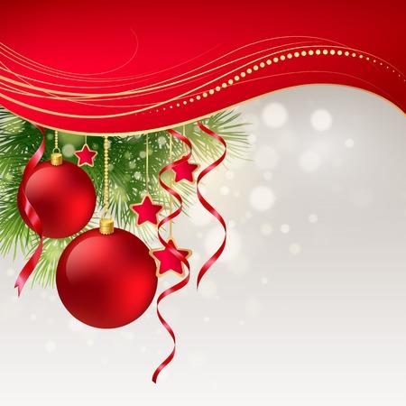 greeting christmas: Christmas greeting card