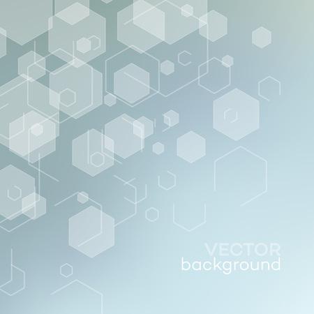 接続概念と抽象的な背景は。ベクトル イラスト EPS 10
