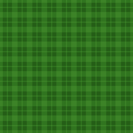 woven: Green checkered seamless pattern background. Vector illustration EPS10