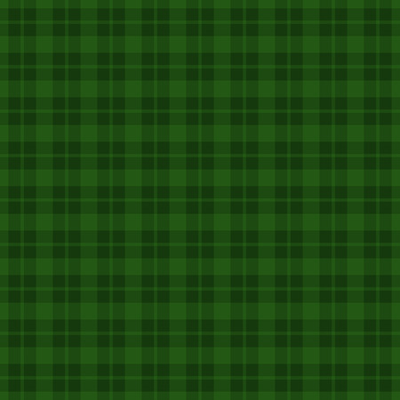 Green checkered seamless pattern background. Vector illustration EPS10
