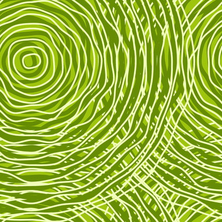 vintage patterns: Seamless  pattern with green circles. Vector illustration EPS10