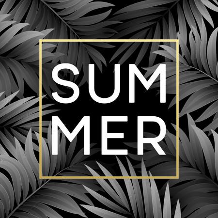 Summer tropical.