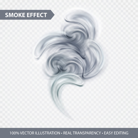 colored smoke: Abstract colored smoke effect background design. Vector illustration EPS10 Illustration