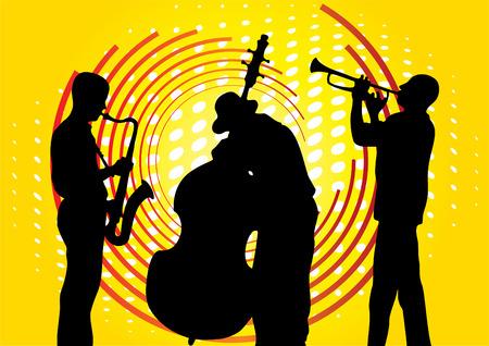 orquesta: M�sicos.