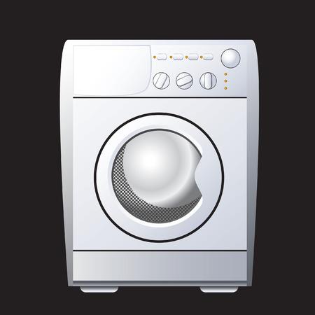 suds: Washing machine.
