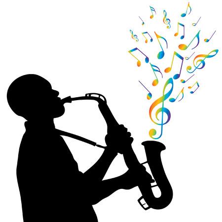 saxof�n: Saxo.