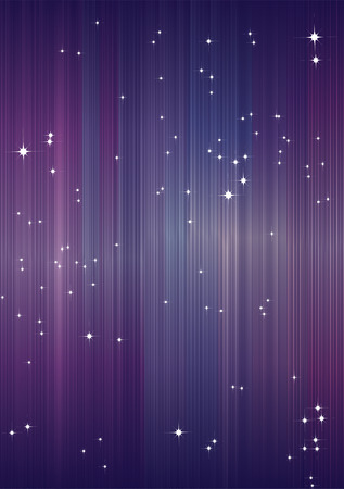 Background with stars. Stock Vector - 7274188